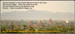 Bagan, Myanmar, customised tours, contact designtravelpl.com