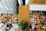 Shenzhen library on a May Sunday morning, design travel private limited, singapore