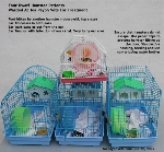 Escape-proof hamster crates. Hamster Patients. Toa Payoh Vets.