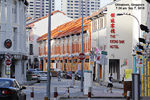 Keong Siak Road, Chinatown restored shophouses, Singapore. Toa Payoh Vets