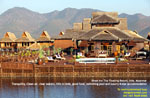 Design Travel customises tour to Myanmar, Inle Lake, Shwe Inn Tha Floating Resort, from Singapore