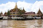 Phaung Daw Oo Pagoda houses the 5 Buddha Images, Lake Inle, Myanmar, designtravelpl.com