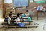 Myanmar primary school, design-travel-pte-ltd-singapore