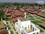 Tour Mandalay Palace, contact Design Travel, Singapore