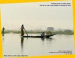 Inle_Lake_fisherwoman_paddling_Designtravel